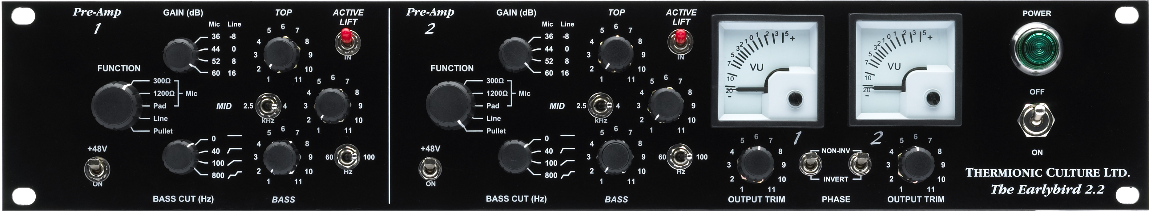 High Voltage Audio