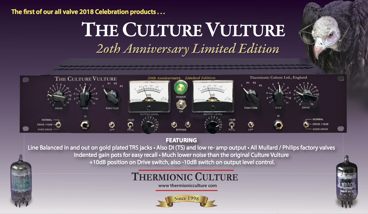 20th Anniversary vulture - product